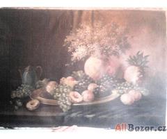 Prodám velmi starý obraz.