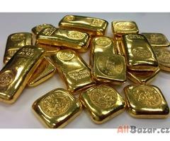 Zlato nikdy nezklame !