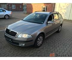 Prodám Škoda Octavia combi v perfektním stavu