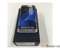 odemčený zlato Samsung Galaxy S7 32GB EDGE