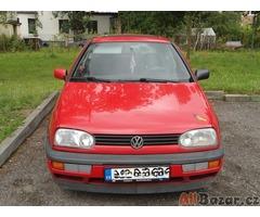 Volkswagen Golf III., 1,9 TDI 66kW