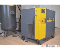 Prodej a servis šroubových kompresorů Schneider.