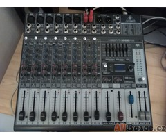 mix Behringer 1222 fx