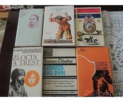 prodám velké množství knih a časopisy
