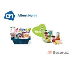 Hledáme motivované pracovníky do velkoskladů Albert Heijn. NIZOZEMSKO!