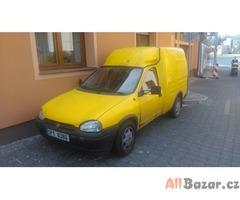 Opel Combo 1.4i pracant!