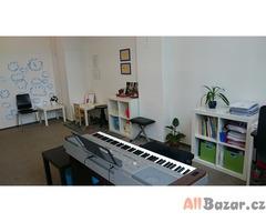 Soukromá hudební škola - zápis