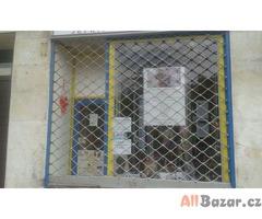 Rekonstrukce obchodně-prodejních výkladů