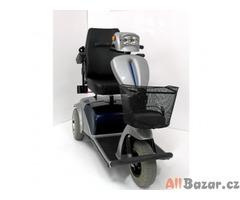 Elektrický tříkolový invalidní skútr Winner