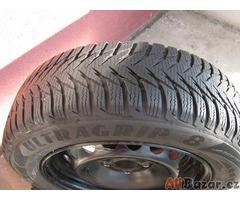 Zimní pneu na disku-Renault Clio, Megane …
