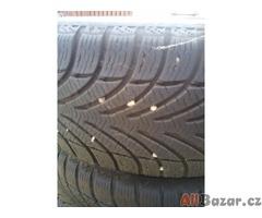 Prodám zimní pneu