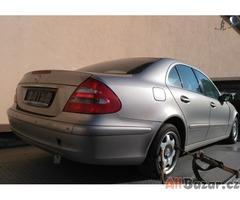 Prodám díly Mercedes E W 211 r. 2003 270cdi