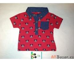 Frajerské tričko s Mickey Mausem