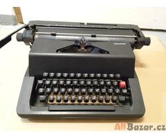 Prodám,psací stroj