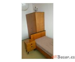 Kompletní ložnice (40. - 50. léta)