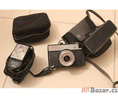 fotoaparát Smena s bleskem
