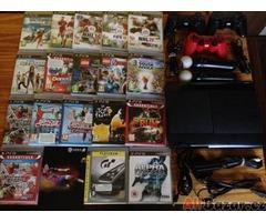 Playstation 3 + bohaté příslušenství