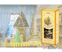 Vychutnejte si období svátků s vánočním čajem z přírody.