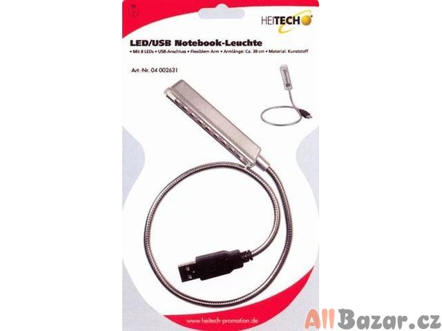 USB Notebook svítidlo
