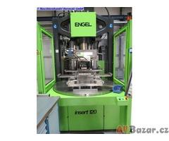 Použitý vstřikolis Engel insert 650H-120 CC200 A02