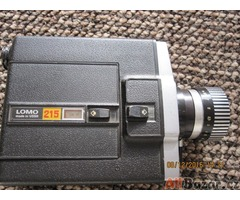 Stará kamera LOMO 215