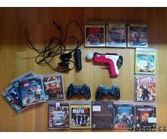 PlayStation 3 superSlim+bohaté příslušenství
