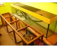 Akvarium 300 l komplet