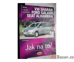 Prodám novou opravářskou příručku na Ford Galaxy