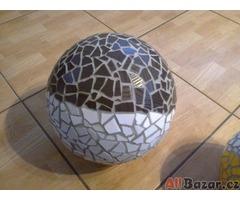 mozaikové koule