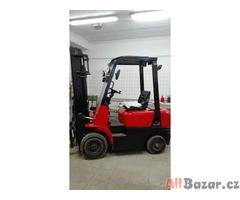 Prodám čelní vysokozdvižný vozík BELET typ DV 18 BVA
