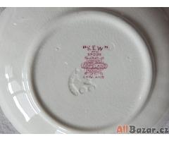 Anglický porcelán-starožitnosti