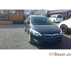 Opel Astra J 1.7 diesel - 2012/6