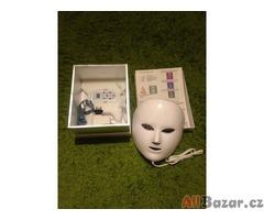 LED Maska Omlazení Pleti Světelná terapie NOVINKA