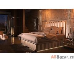 Luxusní postele Maxim