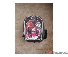 Školní batoh MONSTER HIGH zánovní