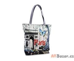 Elegantní textilní taška