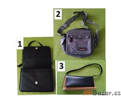 Pěkné kabelky i taška