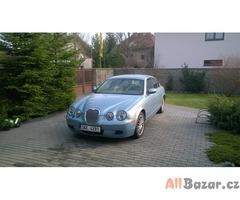 Prodám Jaguar S-Type 2,7 D V-6