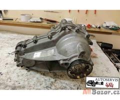 Mercedes ML W164 rozvodovka, 4Matic, 4x4, servis, záruka.