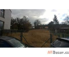Stavební pozemek na prodej