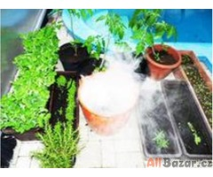 Zvlhčovač pro skleníky