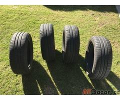 Letní pneu Michelin