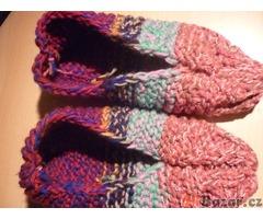 prodám vlněné ponožky