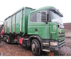 Scania + Janzen