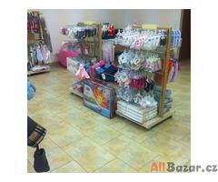Odprodej skladu dětského sortimentu