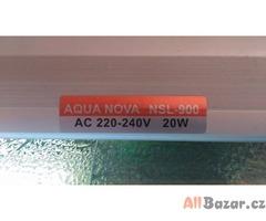 Akvárium 260 ltr 130x40x50 cm