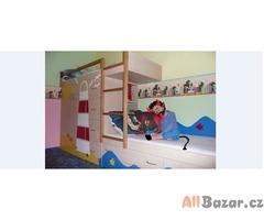 Kompletní nábytek do dětského pokoje