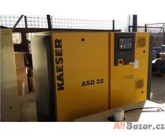Zánovní šroubový kompresor KAESER ASD 32