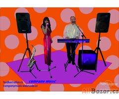 Hudební skupina na svatbu, narozeniny, plesy a zábavu