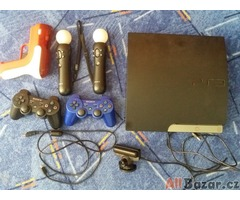 Playstation 3 + hry